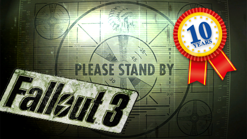 10 years Fallout 3